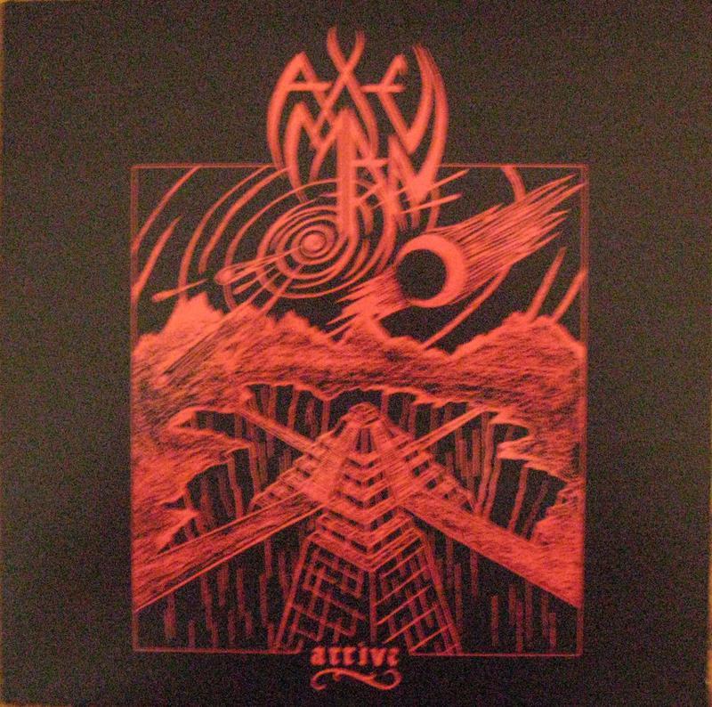 Axeman Arrive 11 12 Lp Darkest Heavy Last Copies These